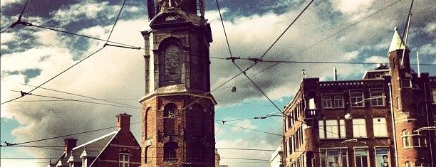 Reguliersdwarsstraat is one of Best of Amsterdam.