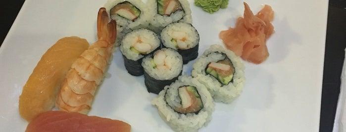Bob Sushi is one of Isra'さんの保存済みスポット.