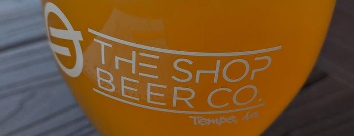 The Shop Beer Co. is one of Orte, die Jefe gefallen.