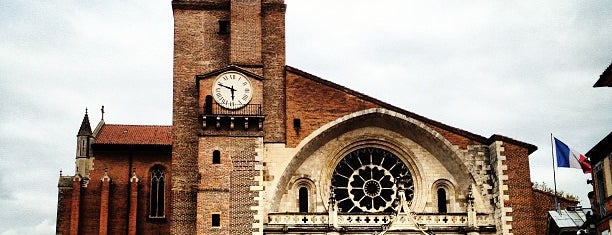 Cathédrale Saint-Étienne is one of Escenarios de la novela TIERRA SIN REY.