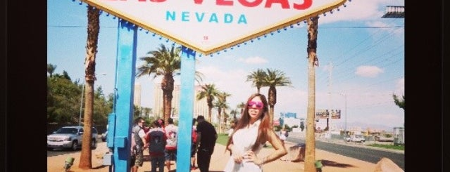 The vegas sign is one of Been there Done that.
