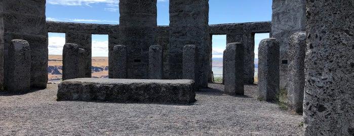 Stonehenge Memorial is one of Andy : понравившиеся места.