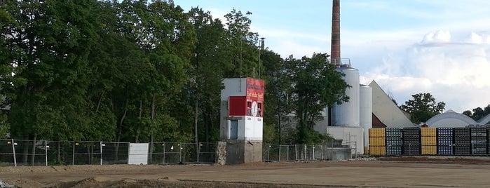 Jahn-Stadion is one of Von mir besuchte Fußballstadien.