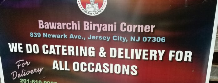 Bawarchi Biryani Corner is one of Jenny 님이 좋아한 장소.