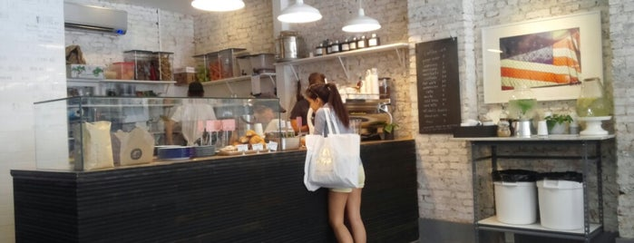 Two Hands is one of Australian Owned/Run Coffee in NYC.