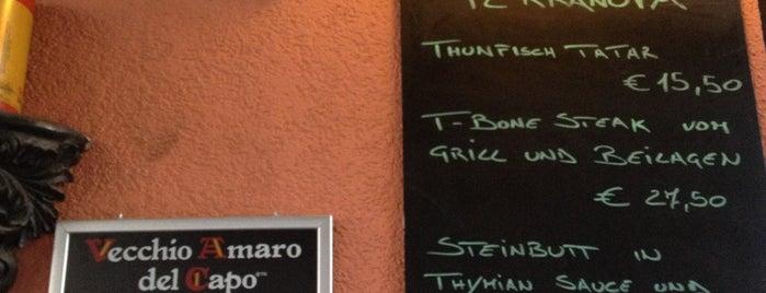 Terranova is one of Frankfurt Restaurant.