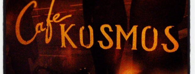 Café Kosmos is one of Munich Social.