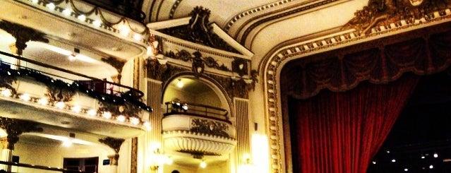 El Ateneo Grand Splendid is one of Buenos Aires.