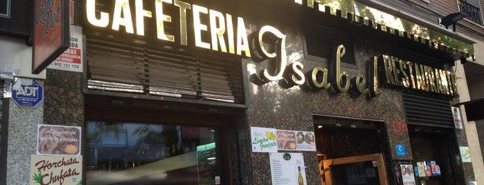 Restaurante Isabel is one of สถานที่ที่ J ถูกใจ.