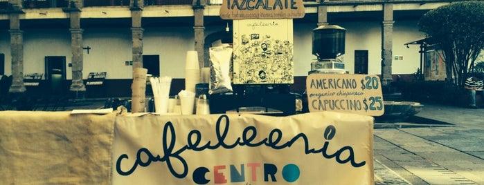 Cafeleeria Itinerante is one of Por ir....