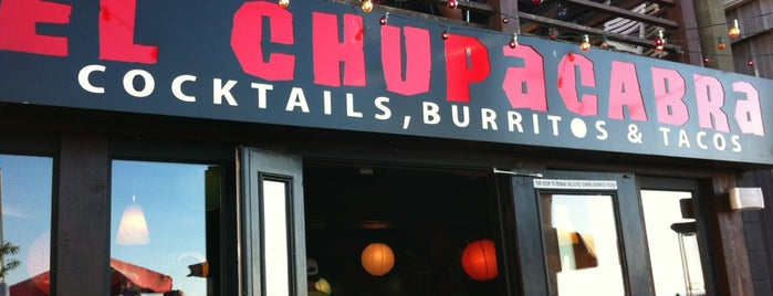 El Chupacabra is one of Seattle & Washington St.