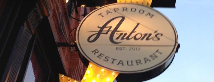 Anton's is one of Kansas City.