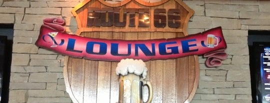 Route 66 Lounge is one of Route 66 Roadtrip.