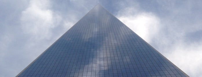 One World Trade Center is one of Tempat yang Disukai M.