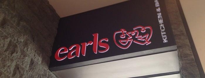 Earls Kitchen & Bar is one of Tempat yang Disukai Dan.