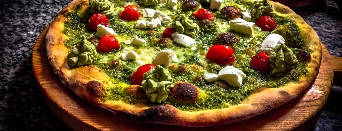 Renato's Pizzeria is one of Amsterdam food venues with a specialism.