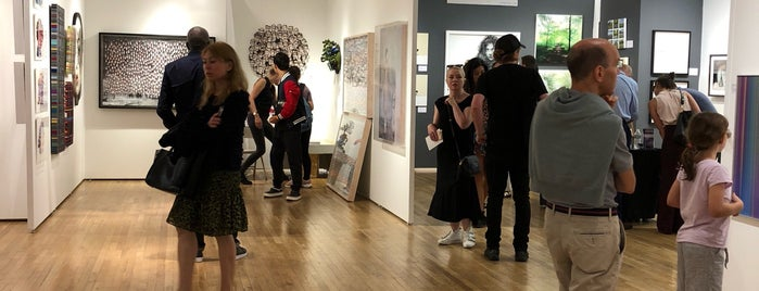 Affordable Art Fair is one of Hoboken.