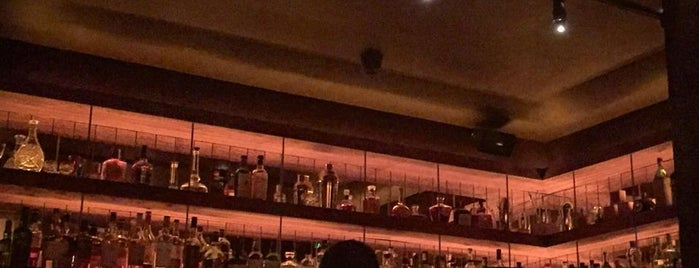 Bar Goto is one of The NYC Bar Guide.