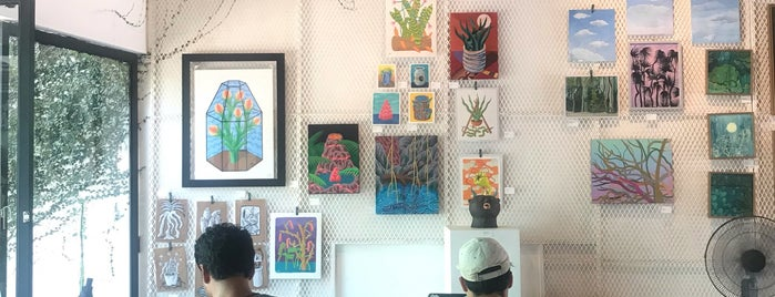 Tulum Art Club is one of Playa Del Carmen.