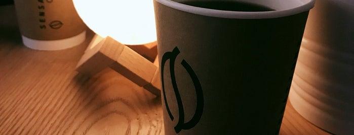 Sensations Coffee & Co is one of Orte, die Abdulaziz gefallen.
