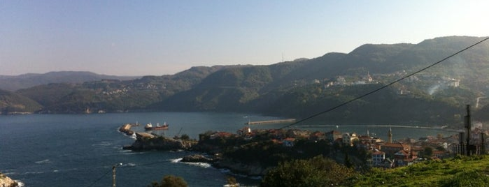 Amasra Feneri is one of Amasra.