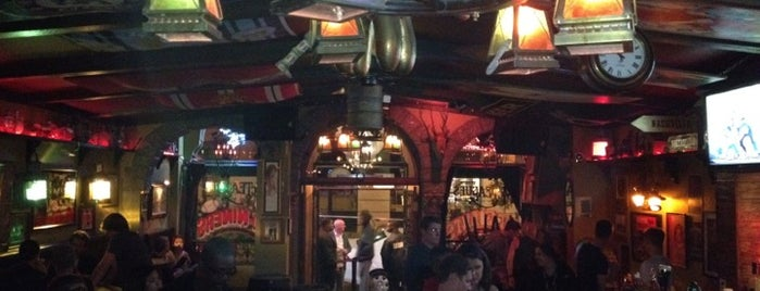 McTeague's Saloon is one of Roadtrip.