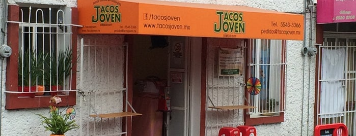 tacos joven ll ( Sucursal Del valle) is one of Del Valle.