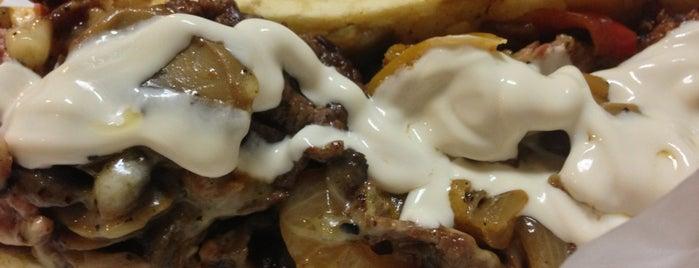 Piada & Steak is one of Tempat yang Disukai Daniele.