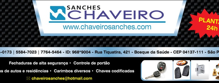 Chaveiro Sanches is one of Loose.