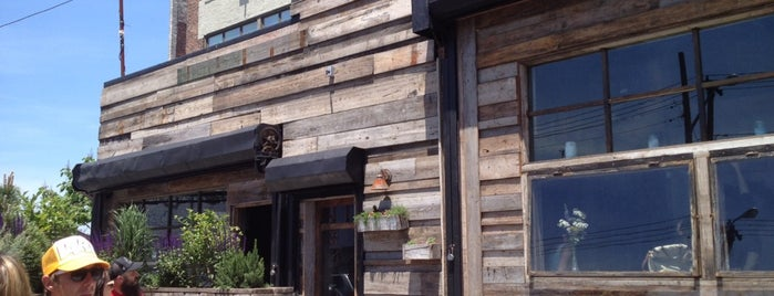 Montana's Trail House is one of The LOADed Cocktail Passport 2016.