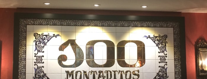 100 Montaditos is one of Lugares guardados de Edna.