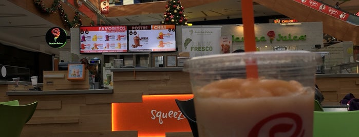 Jamba Juice is one of Lugares favoritos de Griss.