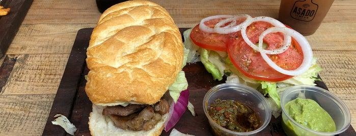 Asado Al Pan is one of Restaurantes.