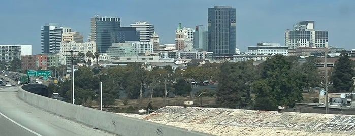 Downtown Oakland is one of San Francisco.