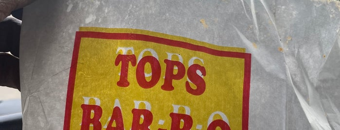 Tops Bar-B-Q is one of Best place in Memphis.