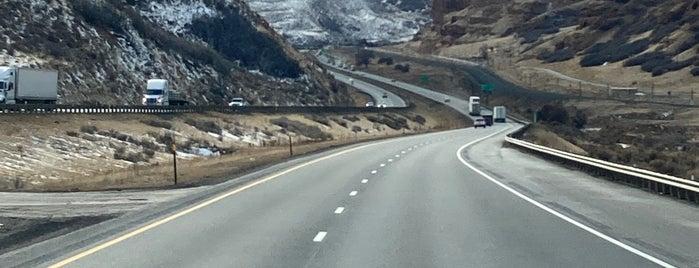 Echo Canyon is one of Utah.