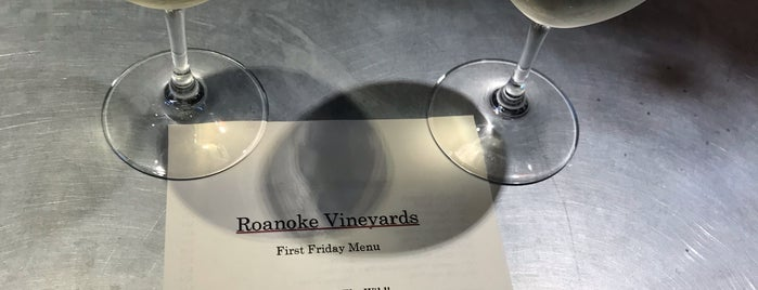 Roanoke Vineyards on Love lane is one of North Fork Wine Trail.