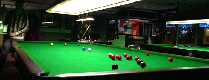 Spot White Snooker Club is one of Went before 3.0.