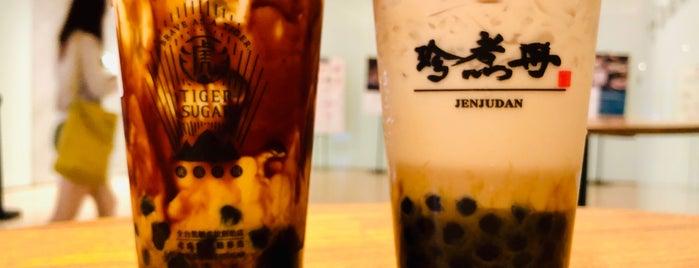 Micheenli Guide: Popular/New bubble tea, Singapore