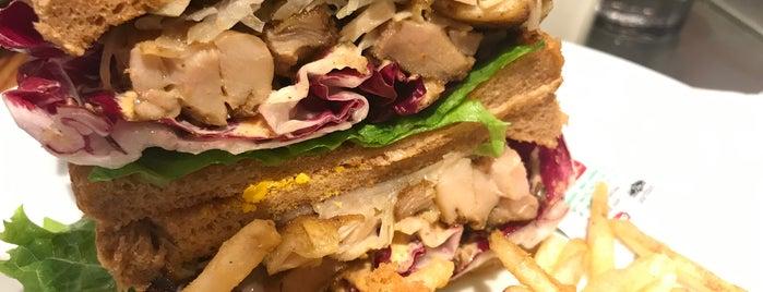 J.S. Foodies is one of food tokyo.