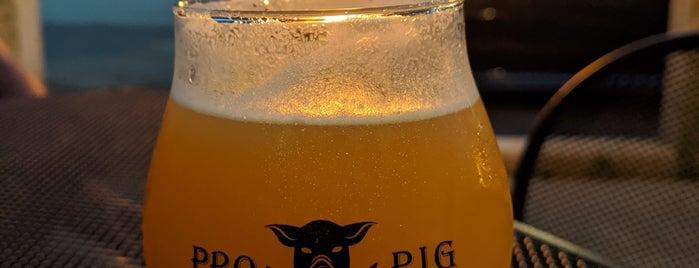 Prohibition Pig Brewery is one of Lieux qui ont plu à Al.