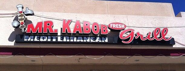 Mr. Kabob Fresh Mediterranean Grill is one of San Diego.