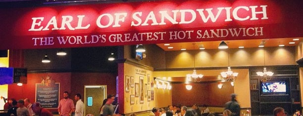 Earl of Sandwich is one of Las Vegas, NV.
