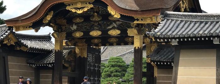 二の丸御殿唐門 is one of 西郷どんゆかりのスポット.