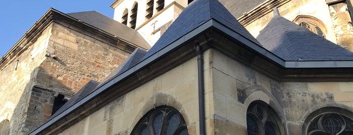 Église Saint-Jacques is one of Reims.