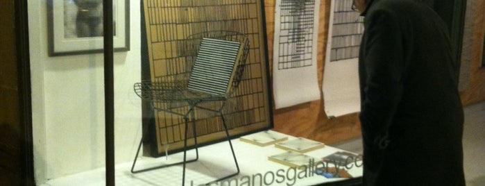 Las Manos Gallery is one of Fabulous Art in Chicago.