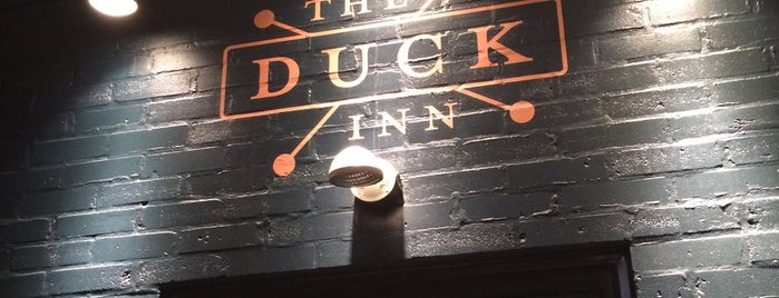 The Duck Inn is one of 2019 Chicago Bib Gourmand.