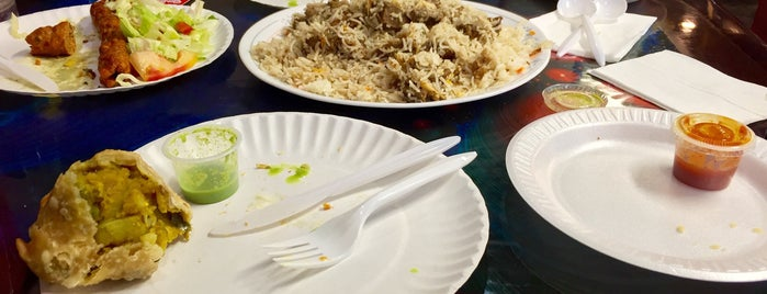 Jackson Heights Bazaar & Food Court is one of Sid's NYC tried and tested.