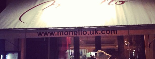 Monello is one of London restaurants to try.