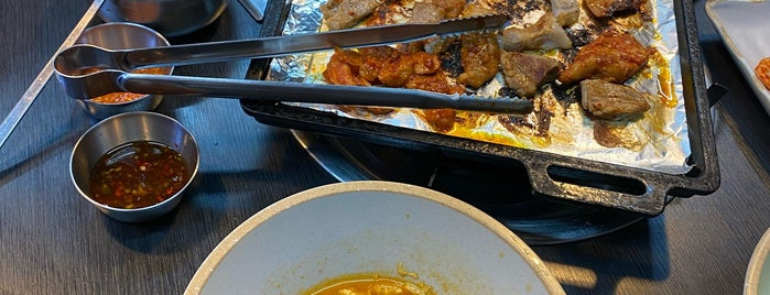The Noorim Korean BBQ is one of 05_ตามรอย_inter.